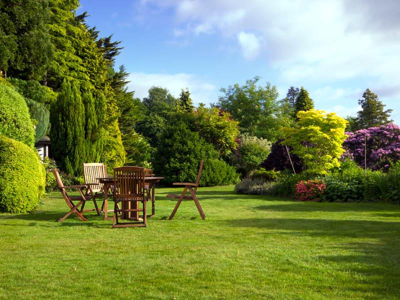 садово-парковый
